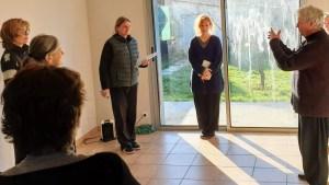 Formation au qi gong de l'école Nuage-Pluie, séminaire de janvier 2021