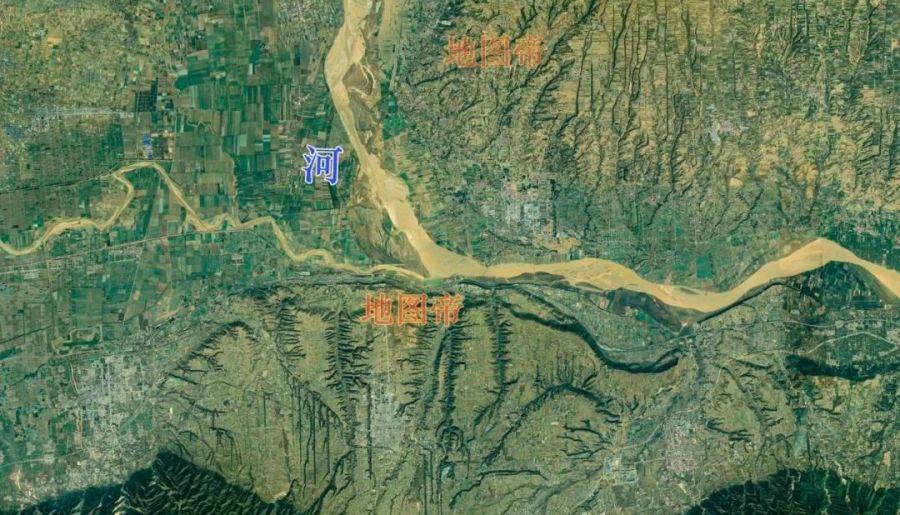 Le fleuve Jaune