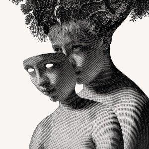 Inimaginable, détail, sérigraphie, Dan Hillier