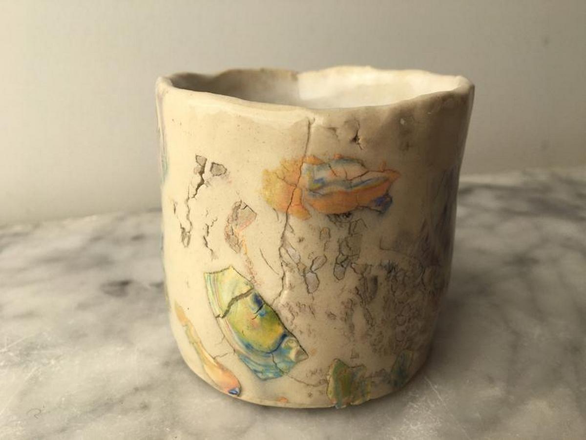Tasse à thé yunomi, Adrien Miller