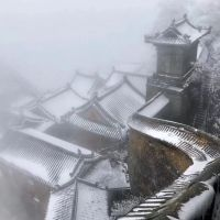 Les temples des montagnes de Wudang