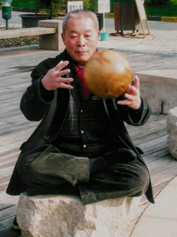 Portrait de Yun Yinsen
