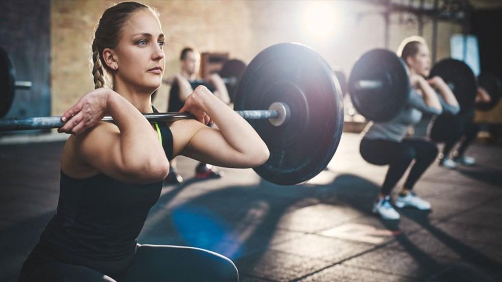 Musculation par lever de poids
