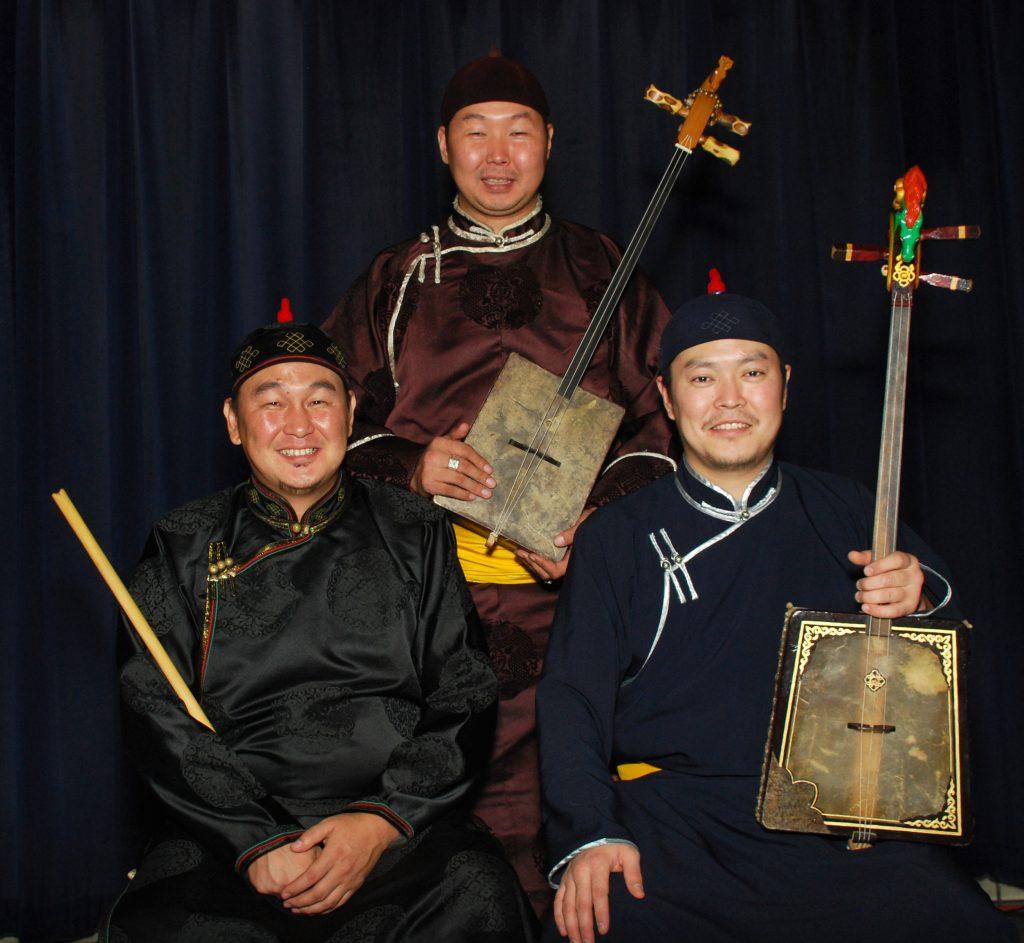 Ensemble Alash, un groupe de musique touvain