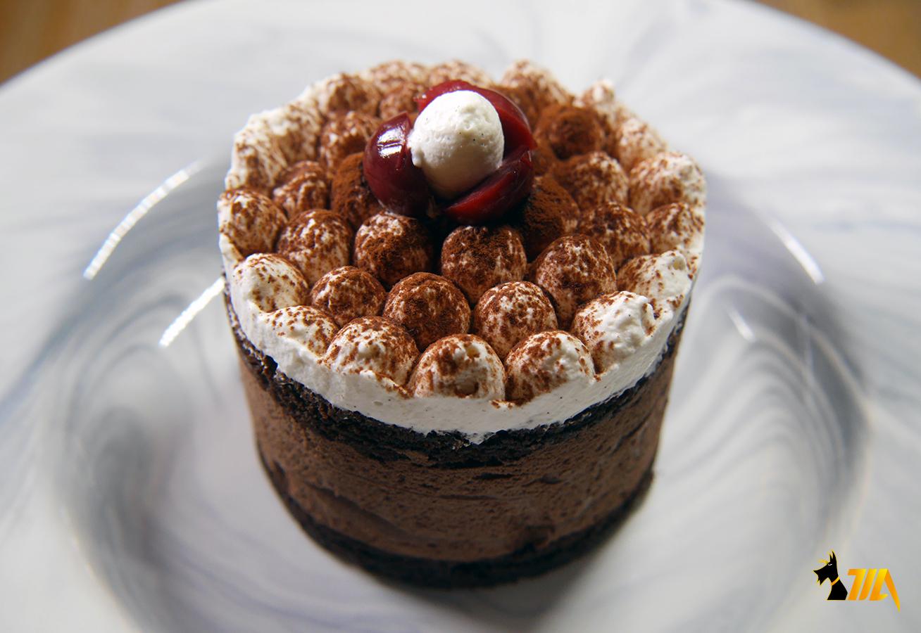 foret noire cook expert magimix
