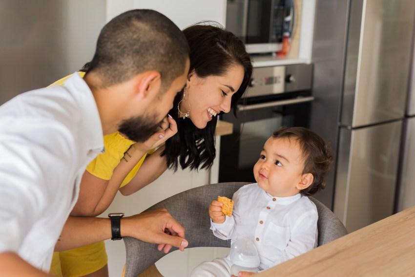 Des photos de famille à domicile sur l'île de la Réunion
