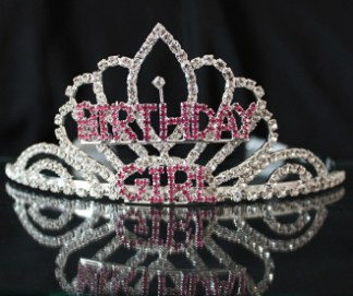 Birthday Girl Tiara
