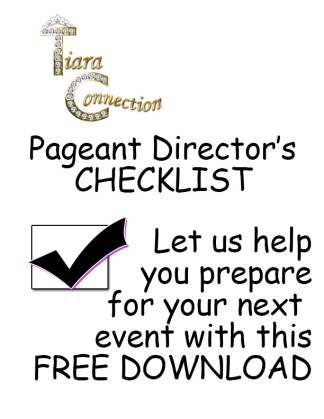 Free and Affordable Supplies for Pageant Directors