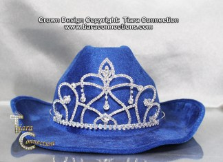 Rodeo Hat Crowns