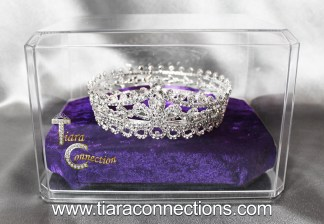 Crown and Tiara Display Cases