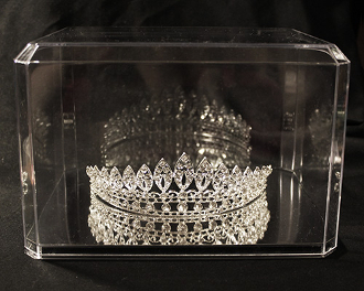 crown display case
