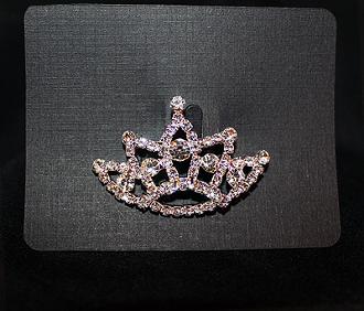 crown sash pin