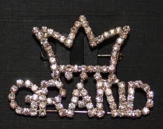 Grand Sash Pin