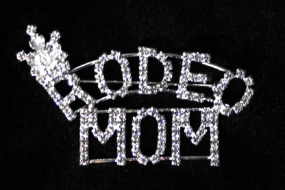 Rodeo Mom Pin
