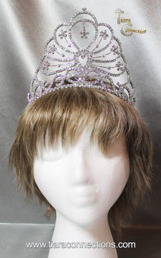 tiara on model