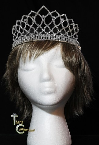 "Adjustable Band Crowns Under 5"" in height"