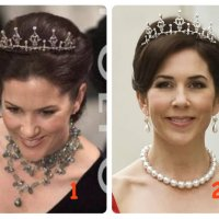 tiara time: Crown Princess Mary's Wedding Tiara