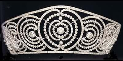 ruse deco tiara or the alba saidian tiara
