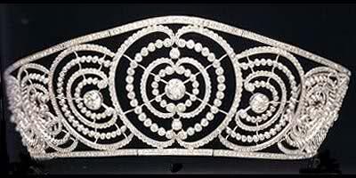 ruse deco tiara or the alba saidian tiara