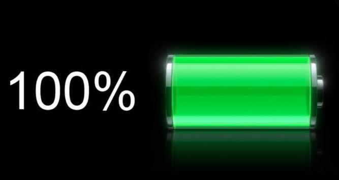 Menghentikan Pengisian Ketika Baterai Sudah Penuh