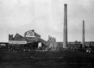 Bosscherveld Cocesfabriek 1920