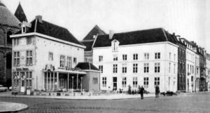 Graanmarkt 196. - hoek Het Bat na de restauratie