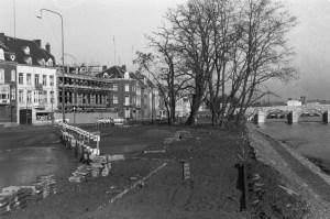 Het Bat 1968-69 - aanleg Maasboulevard-1