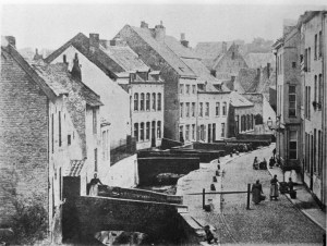 Kleine Looierstraat ±1900