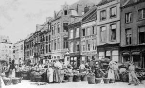Markt 1910 Mooswiever