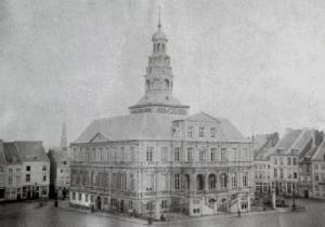 Markt anno 1870