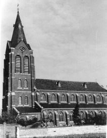 Mgr. Vranckenplein kerk 2 zw