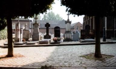 Mgr.Vranckenplein kerkhof