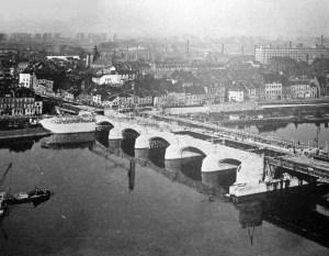 Wilhelminabrug 26 2 1932
