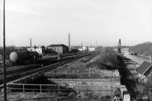 Zuid Willemsvaart en spoorwegempl.Boschpoort
