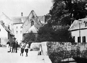 Bosquetplein 1890 kloost.Grauwzrs.molen van Do