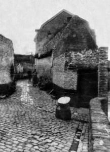 Heksenhoek 1913 echte volksbuurt