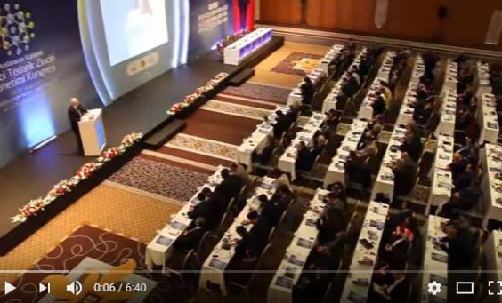 Uluslararası katılımlı II. Tıbbi Tedarik Zinciri Yönetimi Kongresi YouTube'da