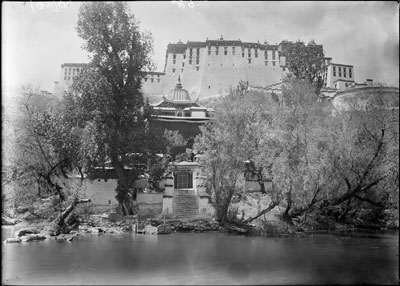 Temple of the Serpent Gods or Lukhang , Lhasa
