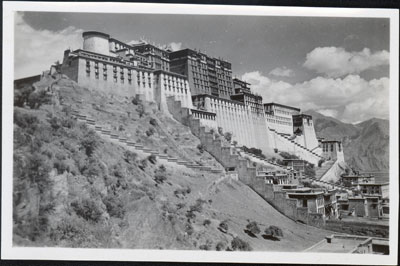 Potala Palace south face