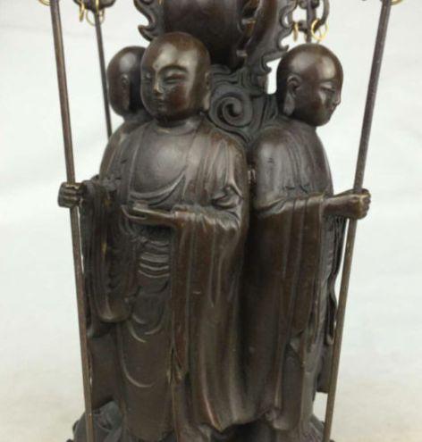 Tibetan Ksitigarbha Four Directions