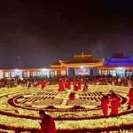 Long Wu Monastery lantern festival