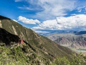 Densatil monastery Kagyu (Pa)