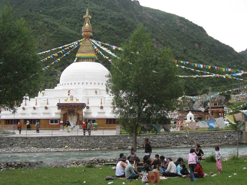 Kham Sacred Sites