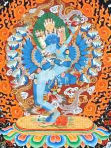 Kye Dorje Hevajra