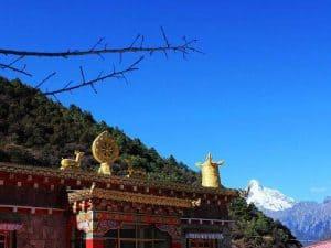 Gelug Hong Po Monastery