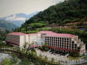 Hailuogou Glacier Hotels