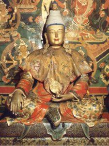 Tibetan Buddhism Iconographic - Part ii Songsten-Gampo