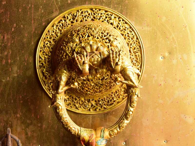 Tibetan Buddhism Icon