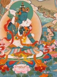 Tibetan Buddhism Iconographic - Part ii Tsokye-Dorje