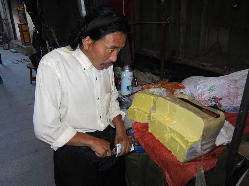 Barkhor  buy butter